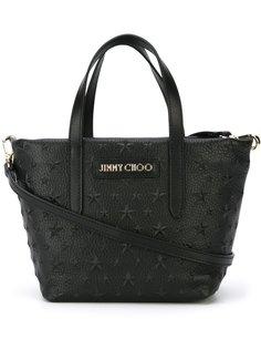 мини сумка через плечо Sara Jimmy Choo