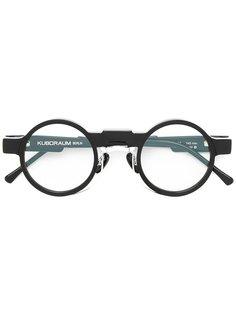 очки в круглой оправе Kuboraum