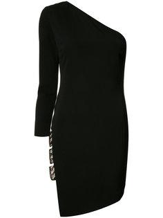 асимметричное мини-платье Haney