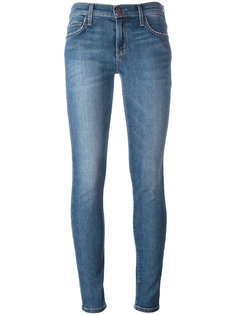 джинсы скинни Current/Elliott