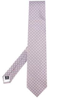 галстук с мелким принтом Pal Zileri