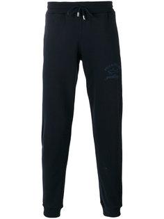 спортивные брюки с принтом-логотипом Paul & Shark