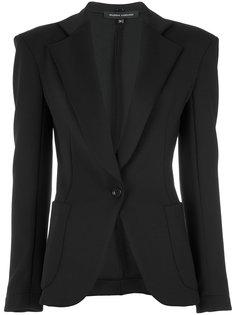panelled blazer Gloria Coelho