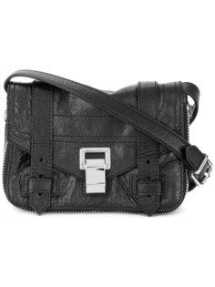 сумка на молнии через плечо PS1+ Mini Proenza Schouler