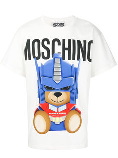 футболка Power Bear Moschino