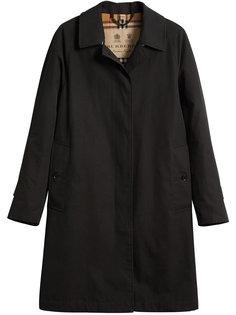 пальто в клетку  House Burberry