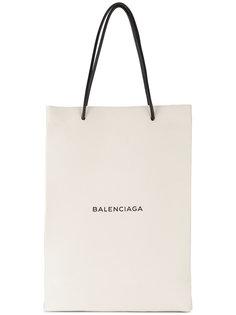 средняя сумка-шоппер North South Balenciaga