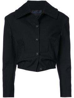 укороченный однобортный пиджак  Proenza Schouler