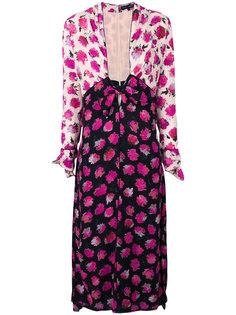 платье с длинными рукавами  Proenza Schouler
