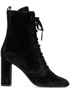 ботинки на шнуровке LouLou 95 Saint Laurent