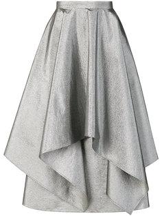 многослойная юбка с оборками  Christopher Kane