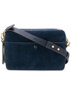сумка через плечо с деталью в форме сердца на лямке Anya Hindmarch