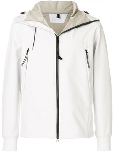 куртка с контрастной молнией CP Company