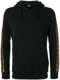 side panel hoodie Fendi