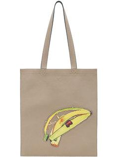 сумка-шоппер Banana Fendi
