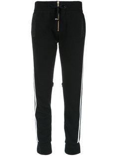 panelled track trousers Andrea Bogosian