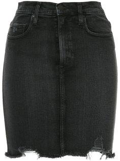джинсовая юбка Siren Nobody Denim