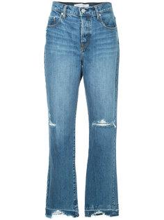 джинсы Arlo с рваными деталями Nobody Denim