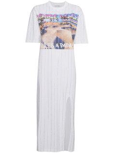 пляжное трикотажное платье Venice Filles A Papa