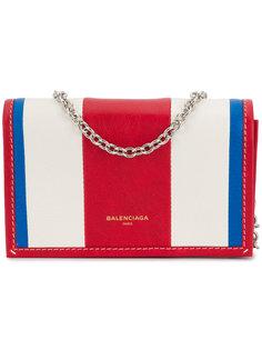 сумка через плечо Bazar на цепочке Balenciaga