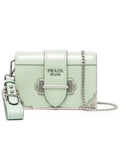 мини-сумка на плечо Cahier Prada