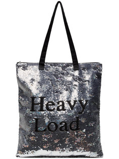 Sequinned Heavy Load tote Ashish