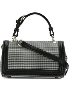 houndstooth shoulder bag Reinaldo Lourenço