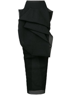 юбка Twist Rick Owens