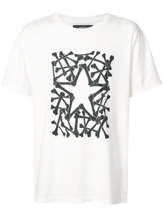 футболка Bone Star Amiri