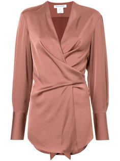 блузка с запахом Bianca Spender
