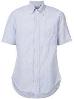 полосатая рубашка на пуговицах Gitman Vintage