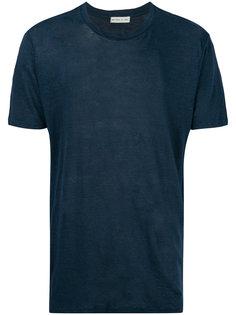 классическая футболка с круглым вырезом Etro