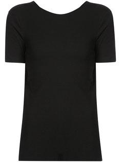 футболка с открытой спиной Rosetta Getty