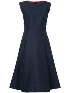 расклешенное платье Marni