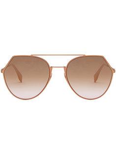 Eyeline sunglasses Fendi Eyewear