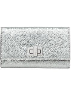 Peekaboo wallet Fendi