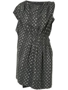 платье в горох  Uma Wang