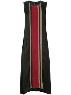 платье с полосками Uma Wang