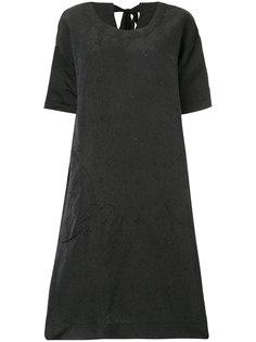платье-футболка свободного кроя Uma Wang