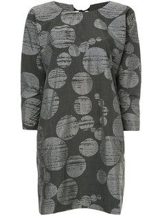 платье с узором в горох Uma Wang