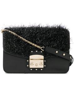 декорированная сумка на плечо Metropolis  Furla