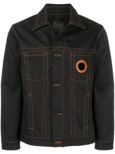 джинсовая куртка с вырезными деталями Craig Green