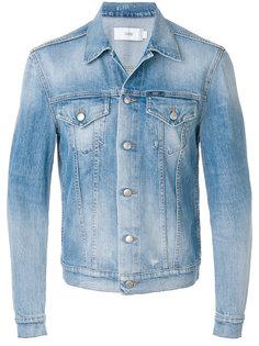 выбеленная джинсовая куртка  Closed