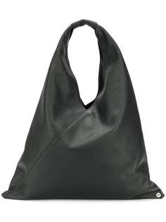 сумка-шоппер с панельным дизайном Mm6 Maison Margiela