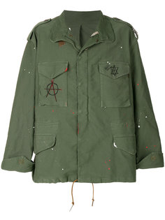 куртка M-65 Anarchy Alpha Industries