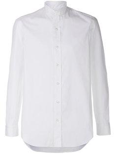 рубашка с воротником-стойкой Salvatore Piccolo