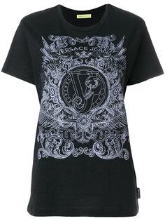 футболка с логотипом  Versace Jeans