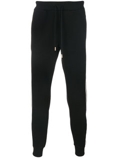 спортивные брюки с боковыми полосками  Cavalli Class
