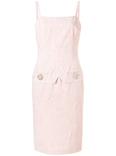 декорированное платье по фигуре Cavalli Class