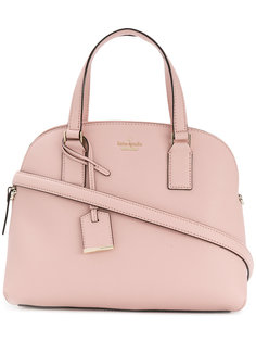 сумка-тоут с бляшкой с логотипом Kate Spade